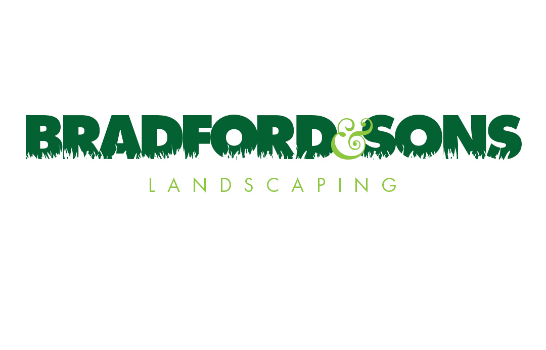 Bradford and Sons Landcaping Logo